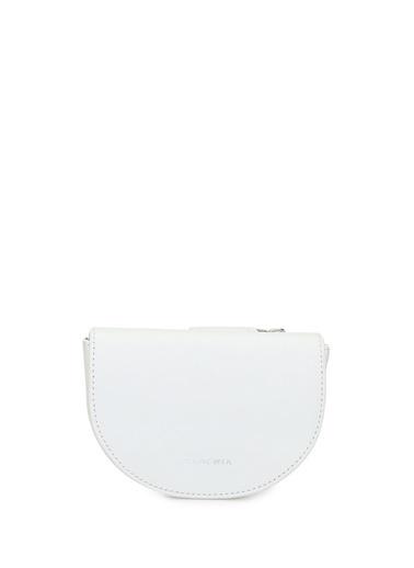 Academia Messenger / Askılı Çanta Beyaz